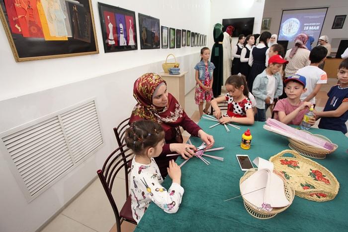 ИНГУШЕТИЯ. «Ночь музеев -2019» в Государственном музее изобразительных искусств Республики Ингушетия